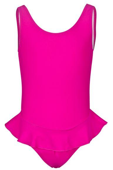 """Badeanzug """"Arielle"""" mit Röckchen, pink"""