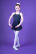 "Ballett Wickelrock ""Emma"", marineblau"