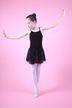 """Ballettanzug """"Maggie"""" mit Chiffonröckchen, schwarz"""