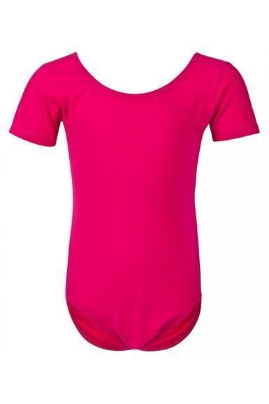 """Ballettanzug """"Sally"""" mit kurzem Arm, pink"""