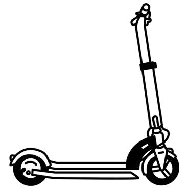 Akkus für Hoverboards