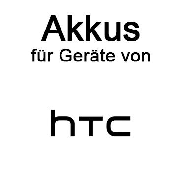 Akkus für HTC