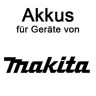 Akkus für Makita