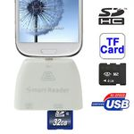 5 in 1 Card Reader Connection Kit for Samsung Galaxy S3 / S2 / Samsung Galaxy No Bild 1