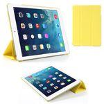 Smartcover Gelb für Apple iPad Air + Folie und Stift