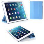 Smartcover Hellblau für Apple iPad Air + Folie und Stift