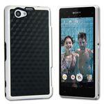 Hybrid Case für Sony Xperia Z1 Compact Hülle Case + Folie Bild 4