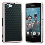Hybrid Case für Sony Xperia Z1 Compact Hülle Case + Folie Bild 6