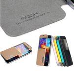 Original ROCK Smartcover Rosa  für Samsung Galaxy S5 002