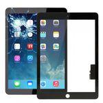Apple iPad Air Schwarz Display Displayglas TouchScreen Scheibe Reparatur Kit