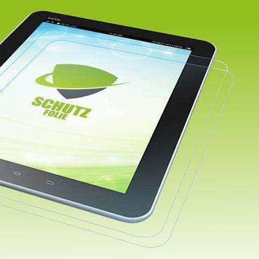[Paket] 2x Displayschutzfolie für Samsung Galaxy Tab 4 10.1 SM-T530 + Poliertuch