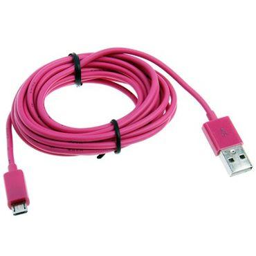 USB-Datenkabel verschiedene Farben Micro USB für alle Handys