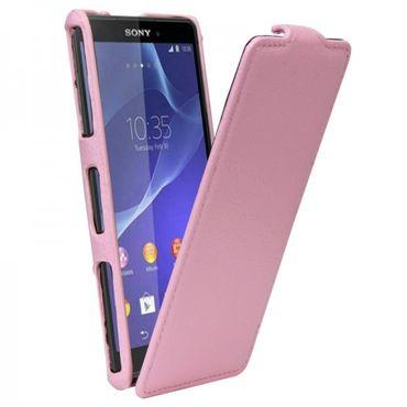 Fliptasche Style für viele Sony Xperia Modelle