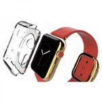 Silikoncase Transparent für Apple Watch 42mm