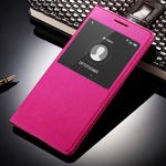 Booktasche Window Pink für Huawei Ascend P8 Lite Bild 2