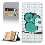 Schutzhülle Wallet Muster 34 für HTC One A9