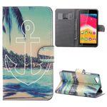 Tasche Wallet Muster 46 für Wiko Rainbow Jam