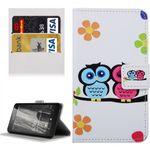 Tasche Wallet Premium Muster 21 für Microsoft Lumia 650