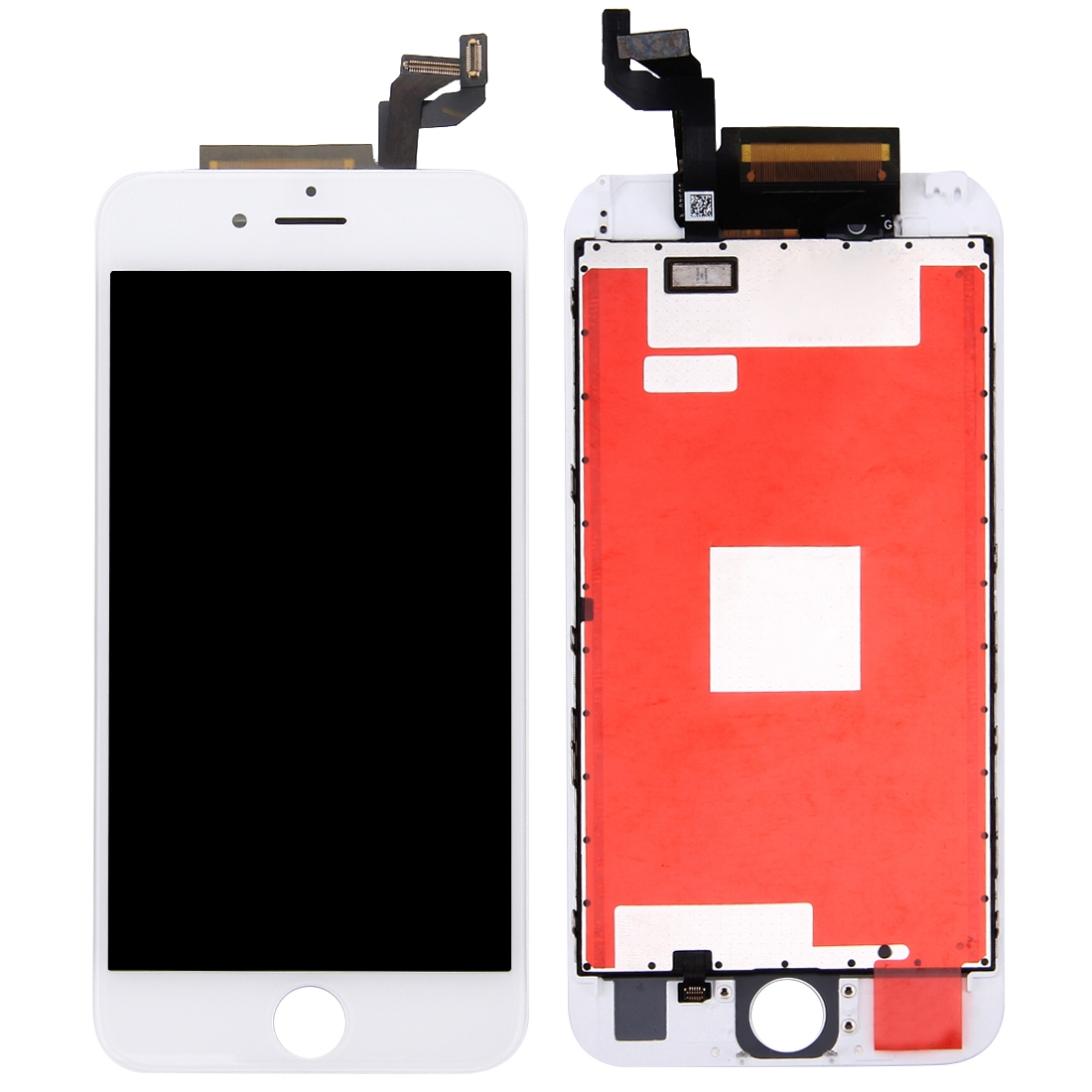 reputable site e8a64 72bd7 Display LCD complete device touch panel for Apple iPhone 6 S plus 5.5 inch  white