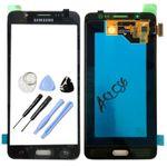 Display LCD Komplettset GH97-18792B Schwarz für Samsung Galaxy J5 J510F 2016