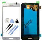 Display LCD Komplettset GH97-18792C Weiß für Samsung Galaxy J5 J510F 2016