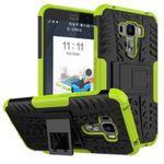 Hybrid Case 2teilig Gripp Silikonhülle für ASUS Zenfone 3 ZE552KL 5.5