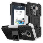 Hybrid Case 2teilig Gripp Silikonhülle für ASUS Zenfone 3 ZS570KL 5.7