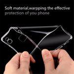 Silikoncase Transparent 0,3 mm Ultradünn Hülle für Samsung Galaxy A5 2017 A520F Bild 3