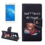Tasche Wallet Premium Muster 75 für Huawei Nova Plus Hülle Case Cover Etui