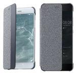 Huawei Smart Cover Schutzhülle Hülle Tasche für Huawei P10 Plus Case hellgrau