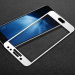 Full Hartglas 0,26 mm dünne H9 Schock Weiß für Samsung Galaxy J3 2017 Schutz Hülle Neu