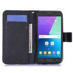 Tasche Wallet Motiv 32 für Samsung Galaxy J3 2017 Hülle Case Etui Cover Schutz Bild 2