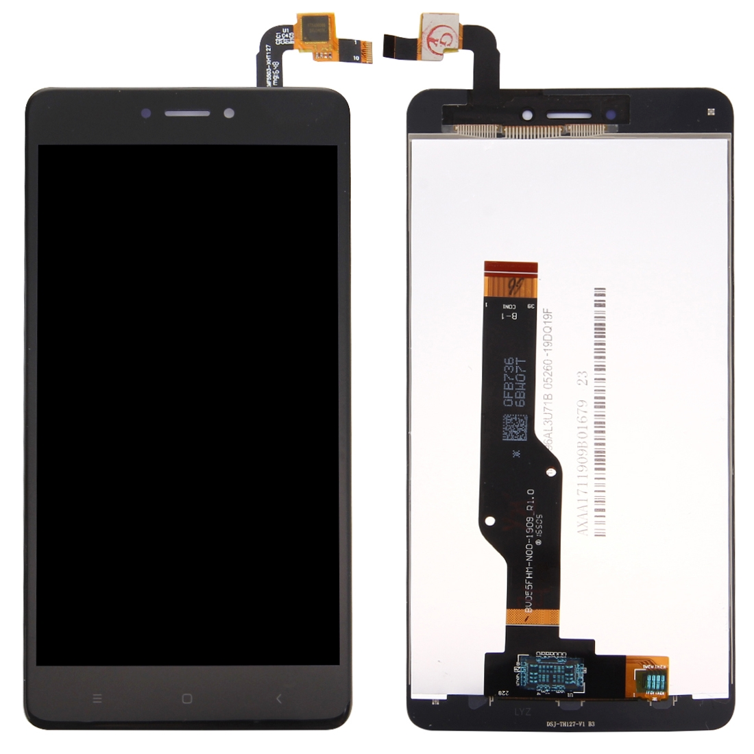 f r xiaomi redmi note 4x reparatur display full lcd. Black Bedroom Furniture Sets. Home Design Ideas