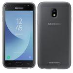 Samsung Jelly Cover Schutzhülle EF-AJ330 für J3 2017 J330F Hülle Etui Case Black