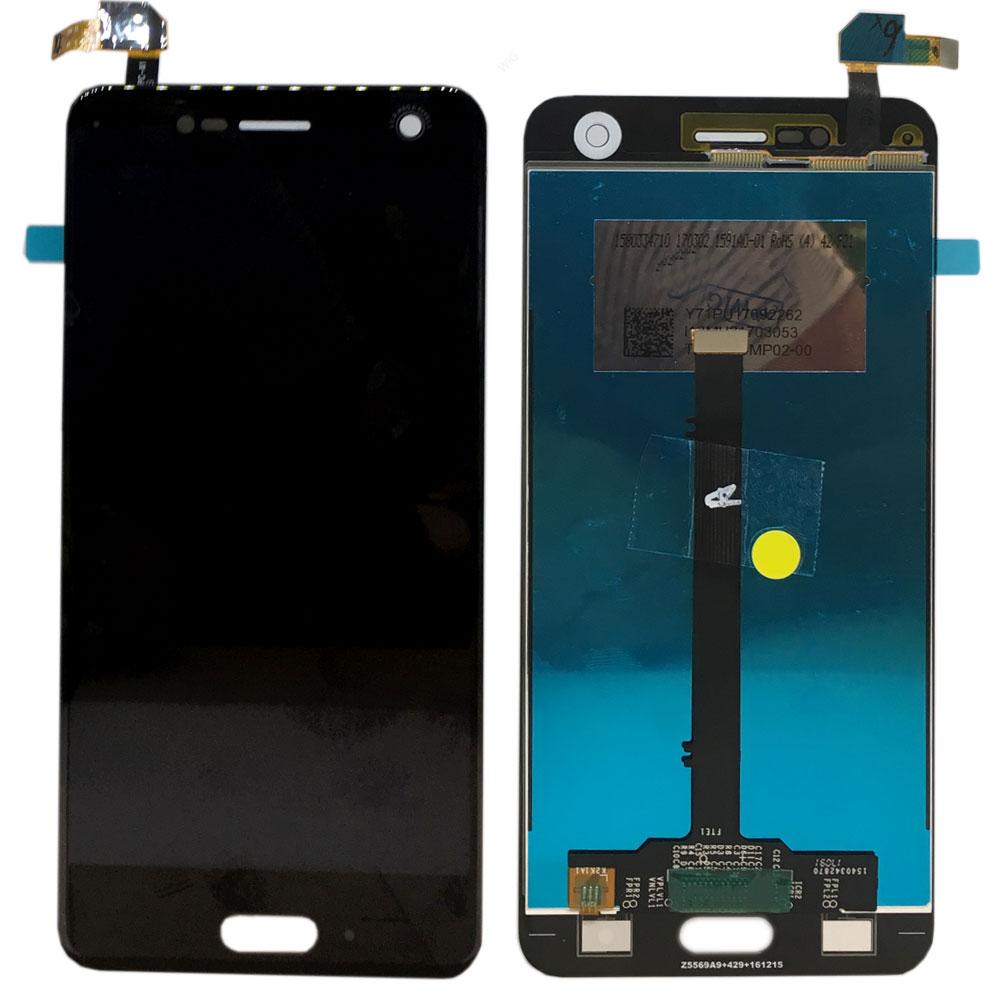 Ersatz Display LCD Komplett Einheit für ZTE Blade V8 Reparatur ...