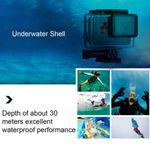 Original PULUZ Unterwasser Gehäuse für GoPro Hero 5 mit Objektiv Schutz Bild 7