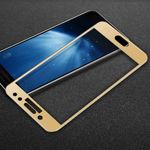 Full Panzerglas 0,26 mm dünne H9 Schock Gold für Samsung Galaxy J5 J530 2017 Schutz Hülle Neu