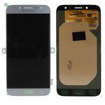 Display LCD Komplettset GH97-20736B Silber für Samsung Galaxy J7 J730F 2017