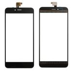 Wiko Upulse Lite Display TouchScreen Digitizer Schwarz