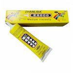 Universal Klebstoff E8000 50ml Handyreparatur Schmuck Kleber Alleskleber Glue Adhesive