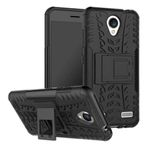 Hybrid Case 2teilig Gripp Silikonhülle für Motorola Moto G5S