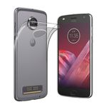 Silikoncase 0,3 mm Ultradünn für Motorola Moto Z2 Play