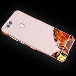 Alu Bumper 2 teilig mit Abdeckung für Huawei Honor 7X