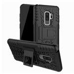Hybrid Case 2teilig Gripp Silikonhülle für Samsung Galaxy S9 G960F