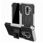 Hybrid Case 2teilig Gripp Silikonhülle für Samsung Galaxy S9 Plus G965F