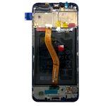 Huawei Display LCD Einheit + Rahmen für Honor View 10 Service Pack 02351SXB Blau Bild 3