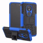 Hybrid Case 2teilig Gripp Silikonhülle für Motorola Moto G6 Play / E5