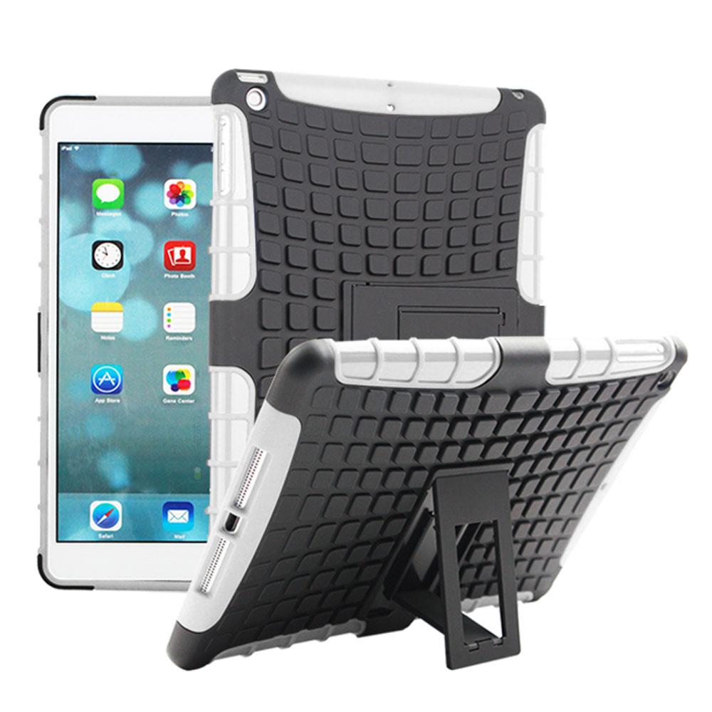 f r apple ipad 9 7 2018 hybrid outdoor schutzh lle case. Black Bedroom Furniture Sets. Home Design Ideas