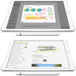 Apple Pencil MK0C2ZM/A Pen Stylus für iPad Pro / iPad 2018 weiß Bild 3