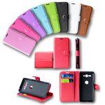 Für Wiko Lenny 5 Tasche Wallet Premium Pink Schutz Hülle Case Cover Etui Neu Zubehör Bild 2